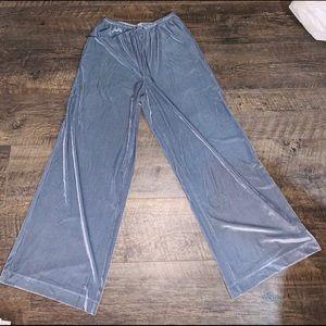 NWT. Victoria's Secret velvet pajama pants.